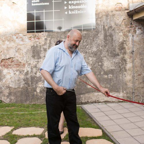 Slávnostné otvorenie Múzea obetí komunizmu